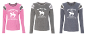 LADIES AUGUSTA FANATIC LONG SLEEVE