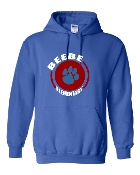 CIRCLE ROYAL HOODIE SWEATSHIRT