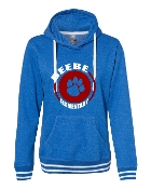 CIRCLE ROYAL LADIES RELAY SWEATSHIRT