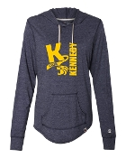 BIG K NAVY CHAMPION TRIBLEND PULLOVER