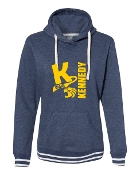 BIG K NAVY LADIES RELAY SWEATSHIRT