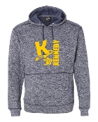 BIG K NAVY COSMIC SWEATSHIRT