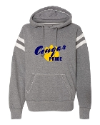 PAW GREY PREMIUM VINTAGE HOODED SWEATSHIRT