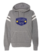 SHIELD GREY PREMIUM VINTAGE HOODED SWEATSHIRT