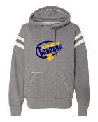 SPORT GREY PREMIUM VINTAGE HOODED SWEATSHIRT